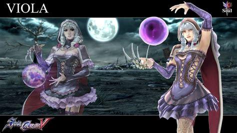 Soul Calibur V Battles Of Viola Youtube
