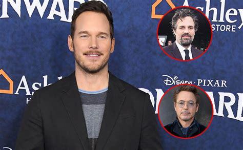 Robert Downey Jr, Mark Ruffalo Back Chris Pratt After He's ...