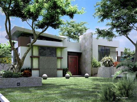 modern bungalow house designs philippines modern tropical house design house designs bungalow