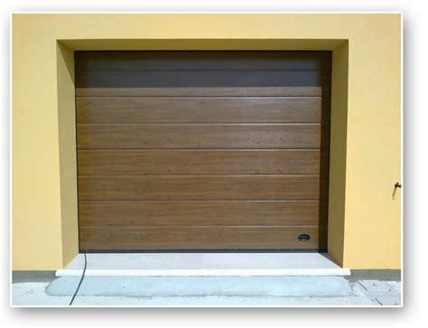Basculanti Sezionali Per Garage Prezzi by Porte Per Garage Basculanti E Sezionali Cm Infissi