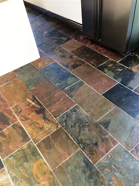 slate kitchen floors putting the back slate floor tiles in sussex 2305