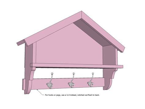 white birdhouse bath shelf with towel bar diy projects