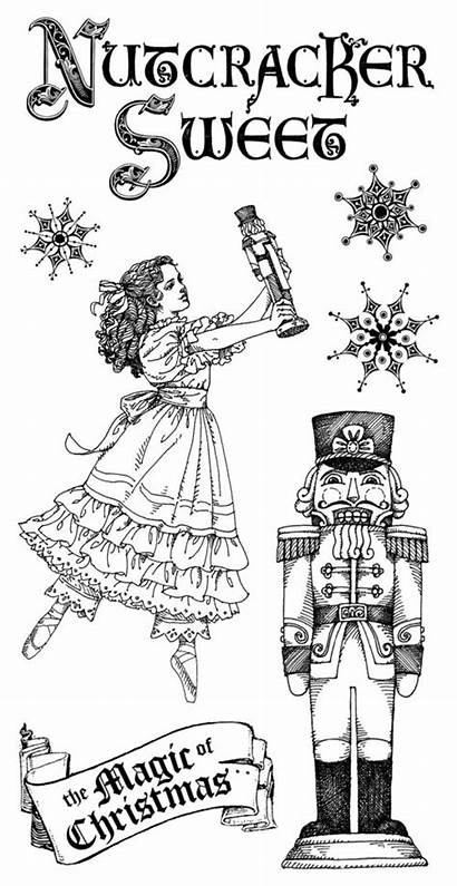 Nutcracker Sweet Coloring Pages Christmas 45 Graphic
