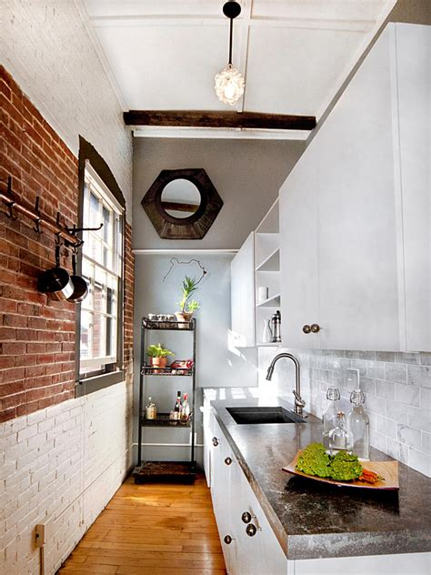 kitchen ideas backsplashes for small kitchens pictures ideas from Small