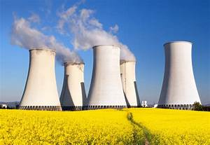 """""""Nuclear energy is not as risky as climate change ...  Nuclear"""