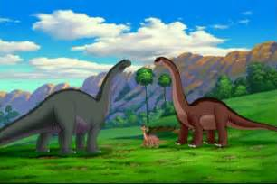 Land Before Time Littlefoot and Bron