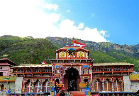 badrinath temple uttarakhand images history  time