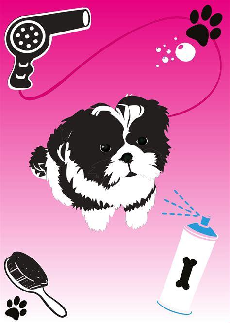 Ee  Shih Ee    Ee  Tzu Ee   Puppy Vector Download Free Vector Art Stock Graphics Images