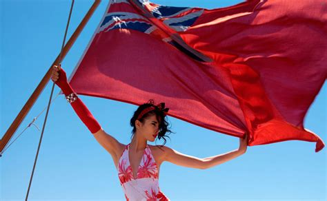 Why Are Boat Flags Red by Why The Red Ensign Still Rules The Waves Mediterranean