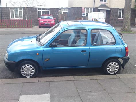 Nissan March Modification by Toyota1300i 1995 Nissan Micra Specs Photos Modification