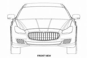 2014 maserati quattroporte drawings leaked digital trends With smart car prices