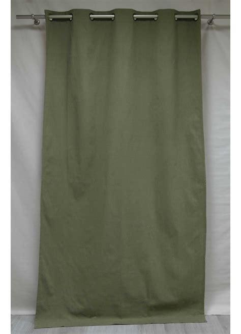 rideau en epais rideau epais en 100 coton kaki homemaison vente en ligne rideaux
