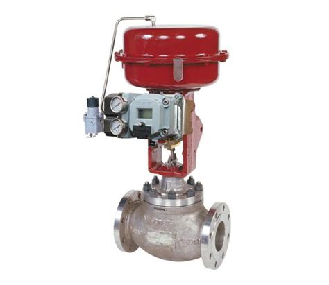 Global Control Valves | Actuator Valves | GE Oil & Gas