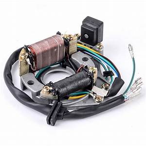 Atv Electric Start Quad Wiring Harness Cdi Stator Ignition