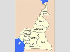 Subdivisions of Cameroon Wikipedia