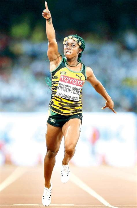 His net worth is estimated at $1.1 billionaire by forbes and celebrity net worth. Shelly-Ann Fraser-Pryce Birthday, Real Name, Age, Weight, Height, Family,Dress Size, Contact ...