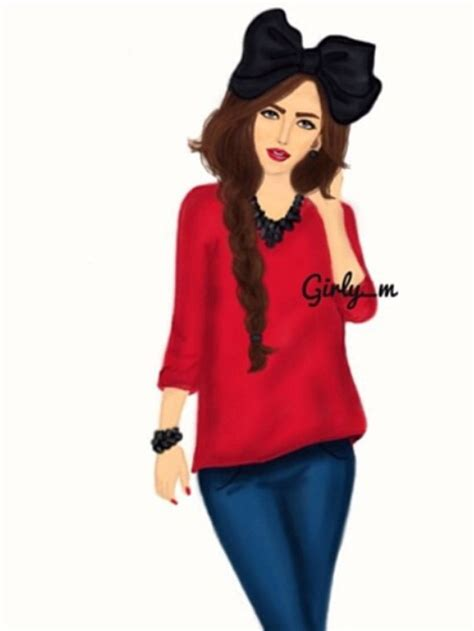 31 best girly m on drawings girly m
