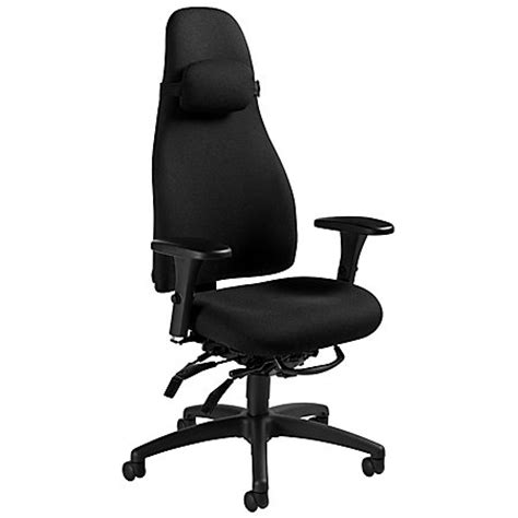 global obusforme high back multi tilter executive chair 53