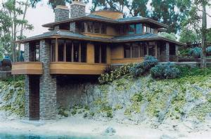 18 fresh frank lloyd wright prairie houses at new style With frank lloyd wright home designs