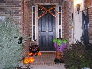 halloween front porch decorations halloween pinterest