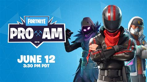 Fortnite Pro Am Results Find Out Who Won The E3 Tournament