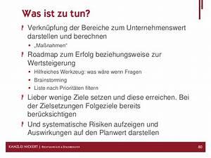 Unternehmenswert Berechnen : pr sentation zum thema unternehmensplanung ~ Themetempest.com Abrechnung
