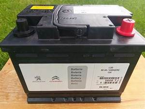 Batterie Peugeot 207 : brand new peugeot citroen car battery 5600tj 12v 60ah 640a en in histon cambridgeshire ~ Medecine-chirurgie-esthetiques.com Avis de Voitures
