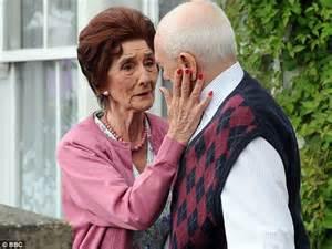 June Brown pays tribute EastEnders' John Bardon   Daily ...