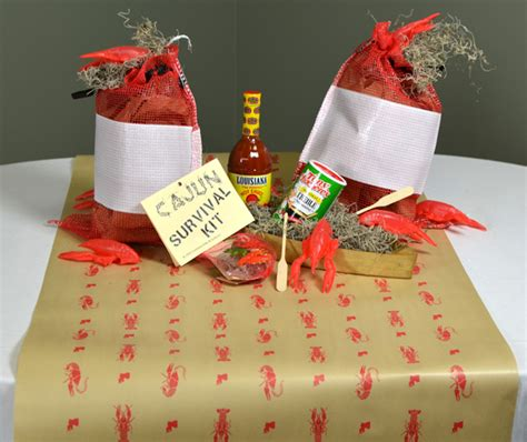 Crawfish Boil Decorating Ideas by Ideas By Mardi Gras Outlet Cajun Crawfish