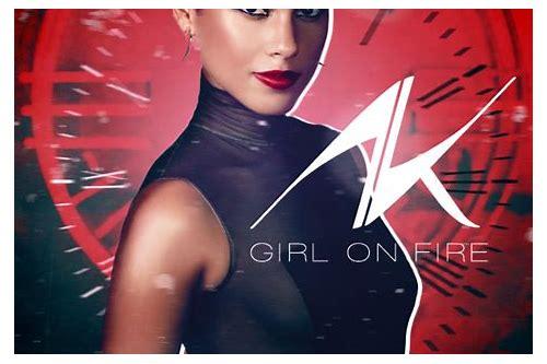 download lagu alicia keys girl on fire mp3 free