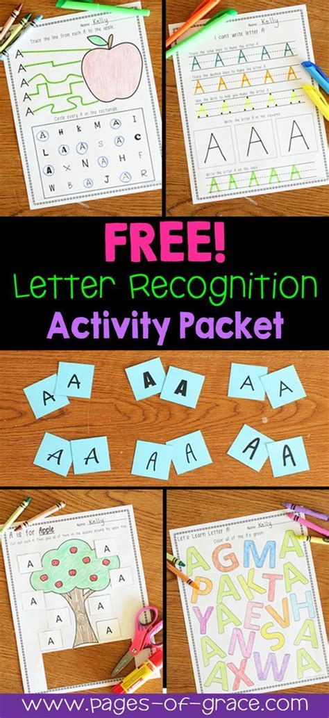 Are You Looking For Some Fun Ideas And Activities For Teaching Letter Recognition? Help Your