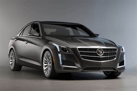 Cadillac Car : 2014 Cadillac Cts Reviews And Rating