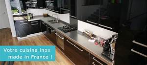 Plan Travail Inox Prix : etag res inox ~ Edinachiropracticcenter.com Idées de Décoration