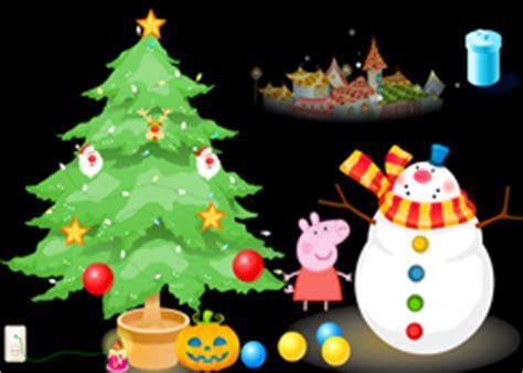 juegos de arboles de navidad juegos peppa pig peppa la cerdita juegosninos10