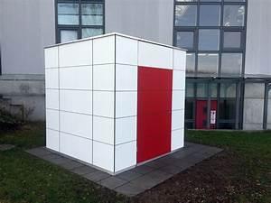 Gartenhaus Modern Metall : gartenhaus hpl metall kunststoff garten q gmbh ~ Sanjose-hotels-ca.com Haus und Dekorationen