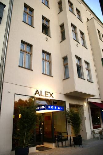 Alex Hotel, Berlin  Cheap, Flexible Rates And Reviews