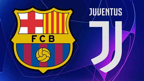 UEFA Champions League: Barcelona vs Juventus Official Line ...