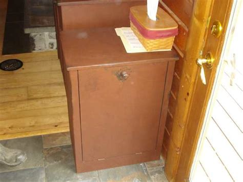 Trash Can Cupboard by 93 Best Trash Bins Images On