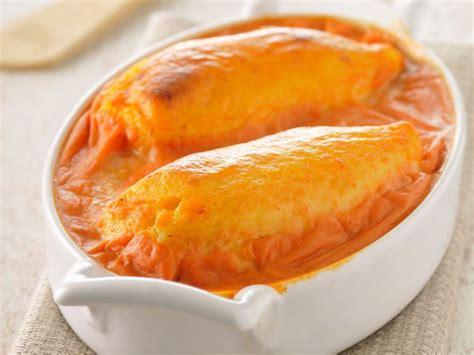 quenelle cuisine quenelles gratinées à la sauce tomate facile et pas cher recette sur cuisine actuelle