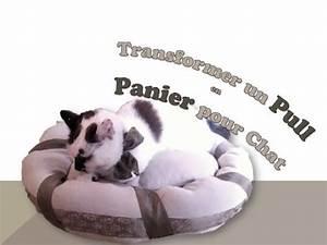 Panier Pour Chat Original : astuce de tildie 2 transformer un pull en panier pour chat youtube ~ Teatrodelosmanantiales.com Idées de Décoration