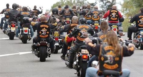 A Formidable Biker Gang