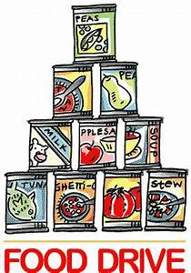 Non-perishable Cans Clipart - Clipart Suggest