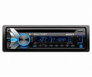 Sony Autoradio Bluetooth : sony autoradio bluetooth sintolettore cd mp3 wma 4x55 ~ Jslefanu.com Haus und Dekorationen