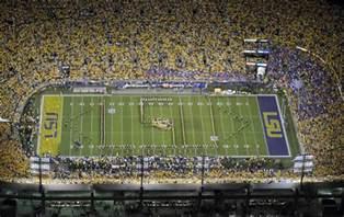 LSU Tiger Stadium Field