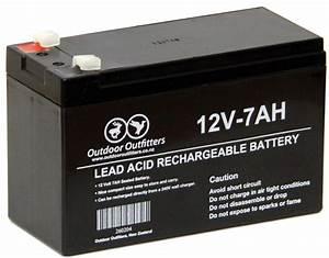 Batterie 12 Volts : 12 volt 7 amp battery ~ Farleysfitness.com Idées de Décoration