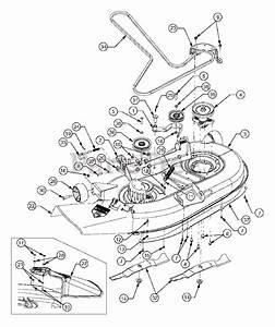 Wiring Diagram For Cub Cadet Rzt 42