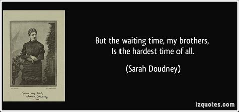 Waiting My Time Quotes