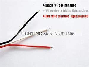 Aliexpress buy red len led rear bumper reflector add