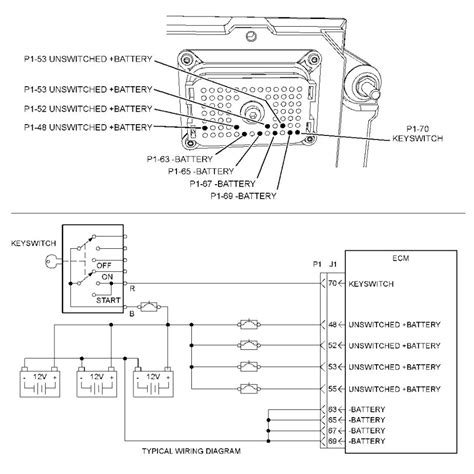 Cat Acert Engine Fuel Pump Diagram Wiring