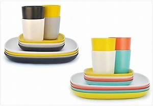 Set De Table En Bambou : les indispensables pour un pique nique joli place ~ Premium-room.com Idées de Décoration